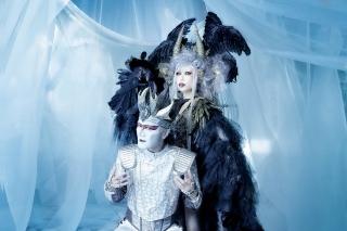 「八男って、それはないでしょう!」PV第2弾公開 OP主題歌でデーモン閣下と宝野アリカが共演