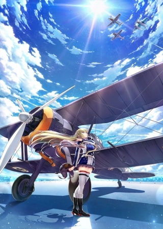 長月達平×藤真拓哉×鈴木貴昭によるオリジナルアニメ「戦翼のシグルドリーヴァ」製作決定