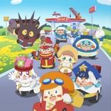 オリジナルキッズアニメ「のりものまん」Eテレで4月2日放送開始 高垣彩陽、速水奨ら出演