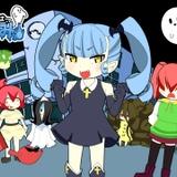 ショートギャグアニメ「あの世のすべては、おばけぐみっ!」チバテレビで4月放送開始