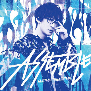 4thアルバム「ASSEMBLE」ジャケット