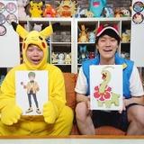 「霜降り明星」がポケモン&トレーナーコンビでアニメ「ポケットモンスター」ゲスト出演
