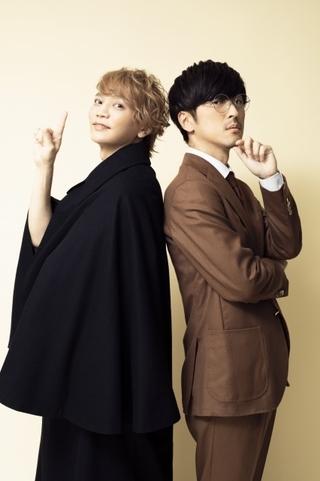 浅沼晋太郎&櫻井孝宏、「啄木鳥探偵處」バディ共演の喜び明かす「僕にとって櫻井さんは特別な人」