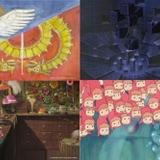 スタジオジブリがWEB会議用の壁紙提供 「ナウシカ」「ラピュタ」「ポニョ」など8種類