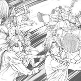 氷帝VS立海、夢の直接対決を描く新作「新テニスの王子様」製作決定