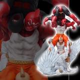 「キン肉マン」夢の必殺技マッスルドッキングを再現したフィギュア4体セット発売