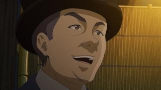 萩原朔太郎の孫・萩原朔美が「啄木鳥探偵處」6話にゲスト出演