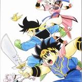 「ダイの大冒険」新装彩録版が10月から10カ月連続刊行 各巻カバーは稲田浩司の新作イラスト