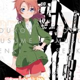 「装甲娘戦機」凛々しい表情のキャラクターとらえたキービジュアル公開