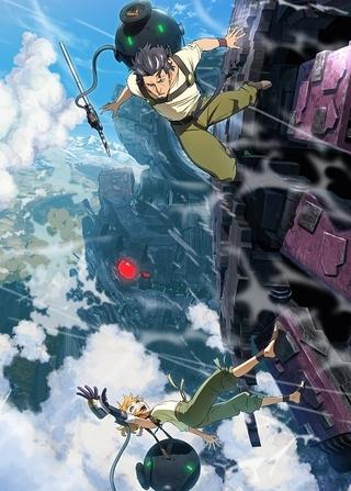 立川譲×NUTのオリジナルアニメ「デカダンス」最新PV公開 追加キャストに鳥海浩輔、喜多村英梨ら