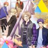 「A3!」第2クール「AUTUMN & WINTER」10月放送開始 秋組のキービジュアル公開