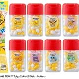 「ポケモン」デザインの「噛むブレスケア」7月1日から発売