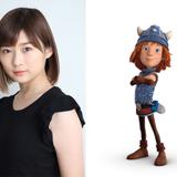 「小さなバイキング ビッケ」CGアニメ版が10月公開 主人公ビッケは伊藤沙莉