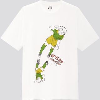 ユニクロ「キャプテン翼」「あしたのジョー」「ピンポン」スポーツTシャツ発売