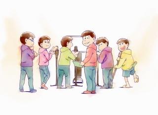 「おそ松さん」第3期10月スタート 解禁映像でキャスト6人が愚痴&本音吐露?