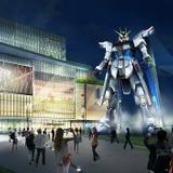 ガンダム実物大立像が初の海外進出 21年、中国・上海にフリーダムガンダム立像お目見え