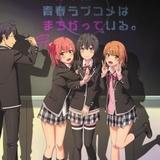 【今期TVアニメランキング】「魔王学院の不適合者」2位をキープ 「俺ガイル」3位