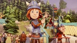 伊藤沙莉が海賊の少年に息吹を注ぐ 「小さなバイキング ビッケ」予告編初披露