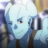 細谷佳正主演、青いネズミ型サイボーグが活躍する自主製作アニメ「マウスマン 愛の塊」9月25日公開