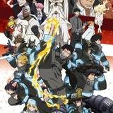 【今期TVアニメランキング】「炎炎ノ消防隊 弐ノ章」が3位に