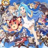 ショートアニメ「ぐらぶるっ!」10月放送開始 メインキャストは原作ゲームから続投
