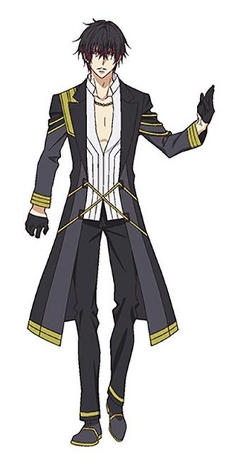 「ツキウタ。 THE ANIMATION 2」10月7日放送開始 サンプロ「ZIX」のリーダー・須貝誠がゲスト登場
