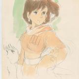 『風の谷のナウシカ』(1984)イメージボード 宮崎駿