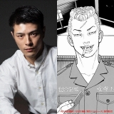 格闘家としても活躍する俳優・湊祥希は、長内信高役