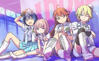 新人声優4人が主演の3DCGアイドルアニメ「アイドールズ!」21年1月放送