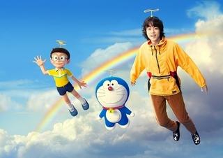 菅田将暉「STAND BY ME ドラえもん2」主題歌「虹」を歌唱 作詞・作曲は石崎ひゅーい