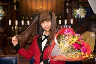 「賭ケグルイ双」実写ドラマ化決定 主演・森川葵「賭ケグルイ好きの皆さんのおかげ」