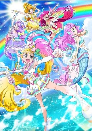 「トロピカル~ジュ!プリキュア」21年2月28日放送開始 海とコスメがモチーフ