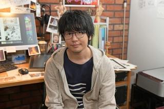 花江夏樹、俳優業に本格挑戦 「ボス恋」で売れっ子漫画家役