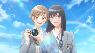セブンイレブンがショートアニメ「レインボーファインダー」第1話を公開 福原遥、内田真礼が出演