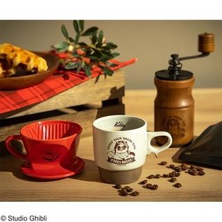 「紅の豚」手挽きコーヒーミル、ドリッパー、マグが発売