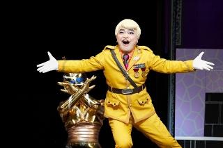 【この2.5次元がすごい】笑いはじめにもぴったり 完成度の高さが話題の舞台「パタリロ!」