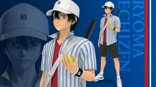 「リョーマ!The Prince of Tennis」リョーマ、南次郎、手塚、跡部、桜乃の3DCG公開