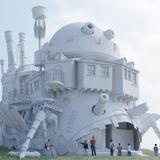 ジブリパークで「ハウルの城」再現 「ラピュタ」「トトロ」「魔女宅」など作品世界広がる