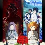 【今期TVアニメランキング】「約ネバ」第2期が首位、2位は「呪術廻戦」