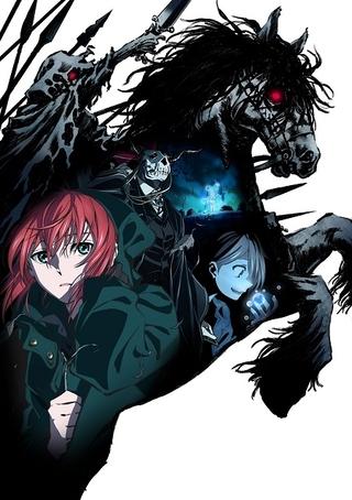 「魔法使いの嫁」完全新作、3部作のOADシリーズ「西の少年と青嵐の騎士」制作決定