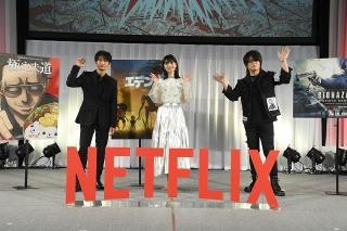 Netflixアニメ、年内に40本以上配信予定 「終末のワルキューレ」「エデン」最新情報も発表