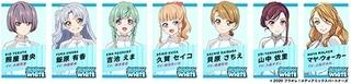 ライバル「釧路スノウホワイト」キャストも発表