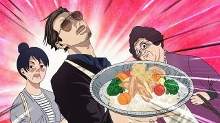 Netflixアニメ「極主夫道」スイーツ好きなライバル・虎二郎役の細谷佳正ら追加キャスト発表