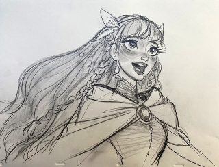 細田守監督最新作「竜とそばかすの姫」予告編 「アナ雪」クリエイターが歌姫ベルをデザイン