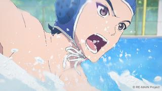 水球アニメ「RE-MAIN」に斉藤壮馬、古川慎、畠中祐、廣瀬大介が出演 ティザーPVには未発表キャラも