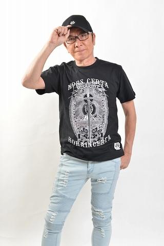 「死は確実、時は不確実」Tシャツ(4180円)