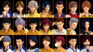 テニプリ新作劇場版「リョーマ!」特報完成 家族写真やキャラクター21人収録