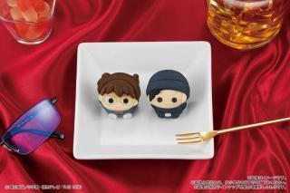 「緋色の弾丸」公開記念 コナン&赤井モチーフの和菓子が発売中