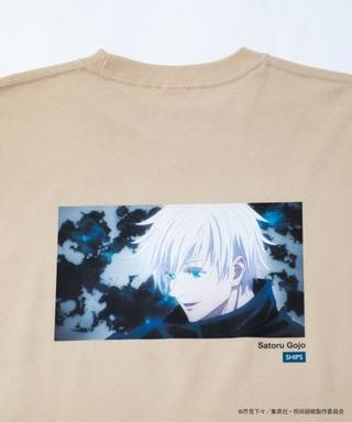 バックプリントTシャツ 五条悟デザイン