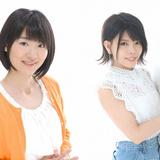 中島唯(左)、松田颯水